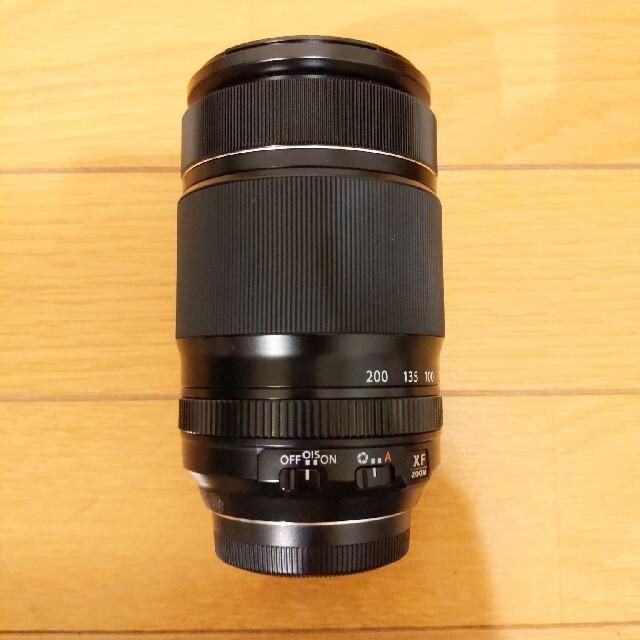 富士フイルム(フジフイルム)のXF55-200mmF3.5-4.8 R LM OIS 富士フイルム スマホ/家電/カメラのカメラ(レンズ(ズーム))の商品写真