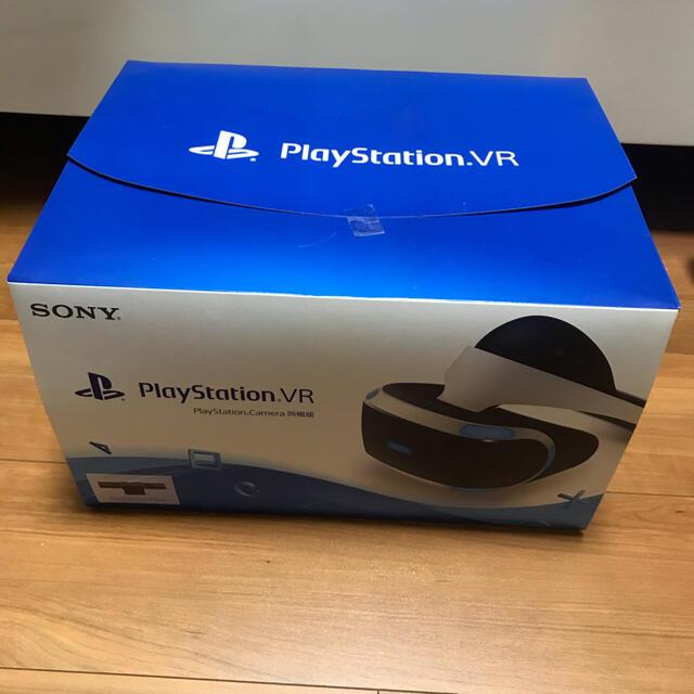 PlayStation VR(プレイステーションヴィーアール)のPSVR  エンタメ/ホビーのゲームソフト/ゲーム機本体(家庭用ゲーム機本体)の商品写真