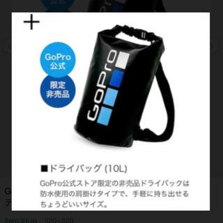ゴープロ(GoPro)の非売品 GoPro ドライバック 10L(その他)