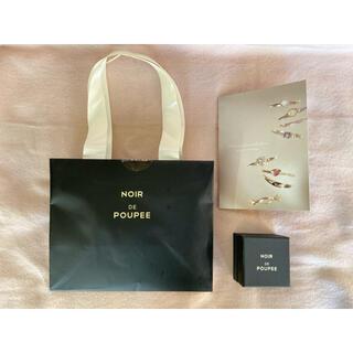 アガット(agete)のNOIR DE POUPEE 紙袋・空箱(ショップ袋)