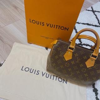 LOUIS VUITTON - 美品 ルイヴィトン モノグラム スピティー25ハントバック