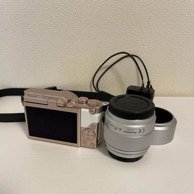 Panasonic(パナソニック)のLUMIX GF10 ミラーレス一眼 レンズキット スマホ/家電/カメラのカメラ(ミラーレス一眼)の商品写真