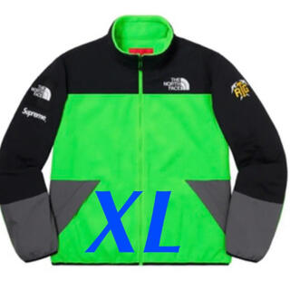 Supreme - Supreme North Face RTG Fleece Jacket XL