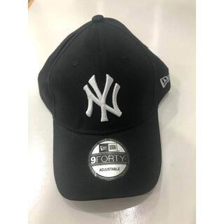 NEW ERA - NEW ERA ニューエラ キャップ NY ヤンキース 黒 black ブラック
