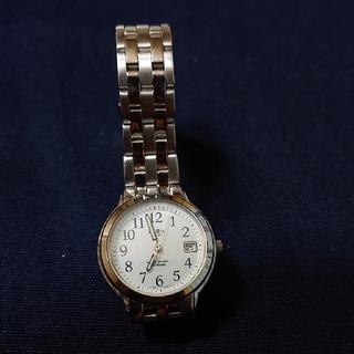 アルバ(ALBA)のクックドゥ様用ALBA SOLAR(腕時計)