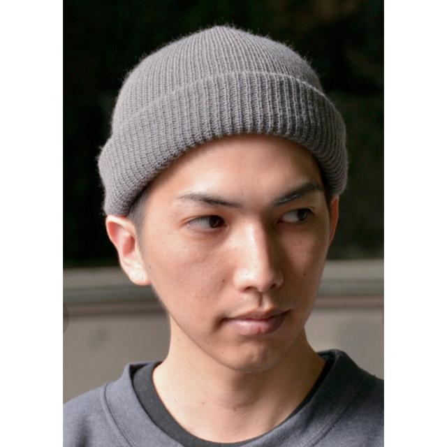 ROTHCO(ロスコ)の新品 Rothco ニットキャップ made in USA ブラック メンズの帽子(ニット帽/ビーニー)の商品写真