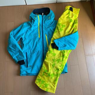 ミズノ(MIZUNO)のミズノ スキーウェア デモタイプ XL セットアップ(ウエア)