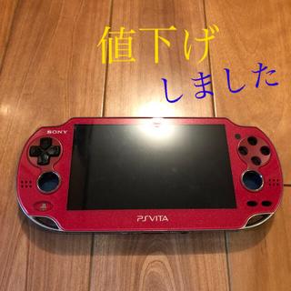 プレイステーション(PlayStation)のPlayStation vitaジャンク(携帯用ゲーム機本体)