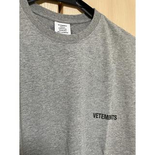 Balenciaga - vetements 裏表ロゴ Tシャツ