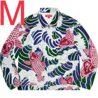 Supreme - 【M】Supreme Waves Work Jacket