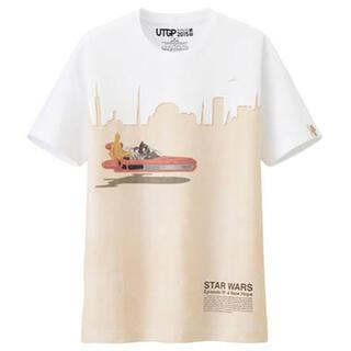 UNIQLO - 【新品未使用】ユニクロ R2-D2 C-3PO Tシャツ スター・ウォーズ L