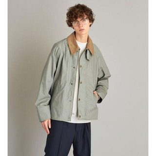 Barbour - steven alan Barbour 21SS transport