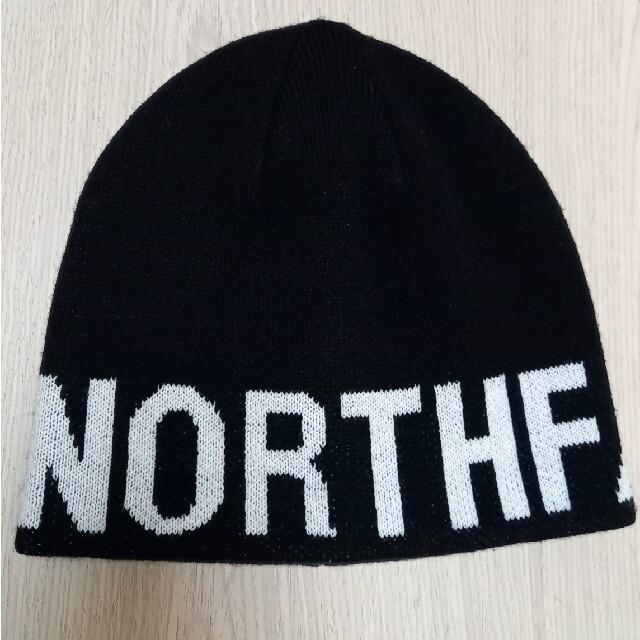 THE NORTH FACE(ザノースフェイス)のTHE NORTH FACE ノースフェイス リバーシブル ニット帽  メンズの帽子(ニット帽/ビーニー)の商品写真