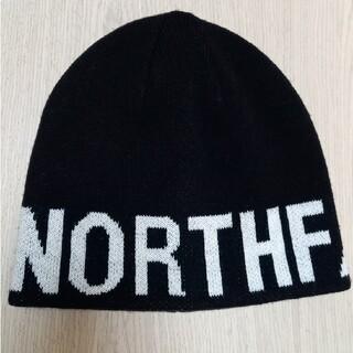 THE NORTH FACE - THE NORTH FACE ノースフェイス リバーシブル ニット帽