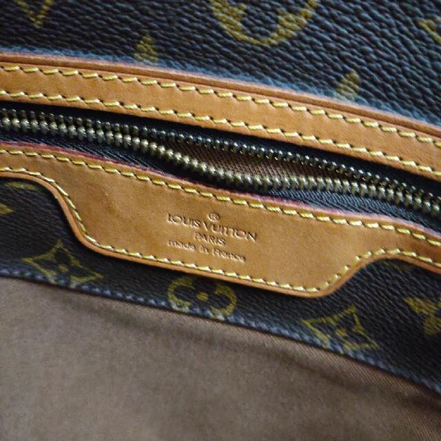 LOUIS VUITTON(ルイヴィトン)のルイヴィトン ショッピングバッグ レディースのバッグ(ショルダーバッグ)の商品写真