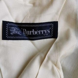 バーバリー(BURBERRY)のバーバリー 麻パンツ(スラックス)