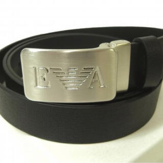 Emporio Armani - Armani Emporio Leather Belt
