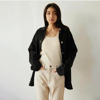 SeaRoomlynn - SeaRoomLynn ボンディングシャツジャケット