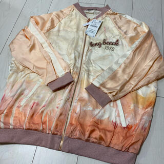 ZARA - 新品 タグ付き ザラ L 刺繍 ジャンパー パーカー ジャケット