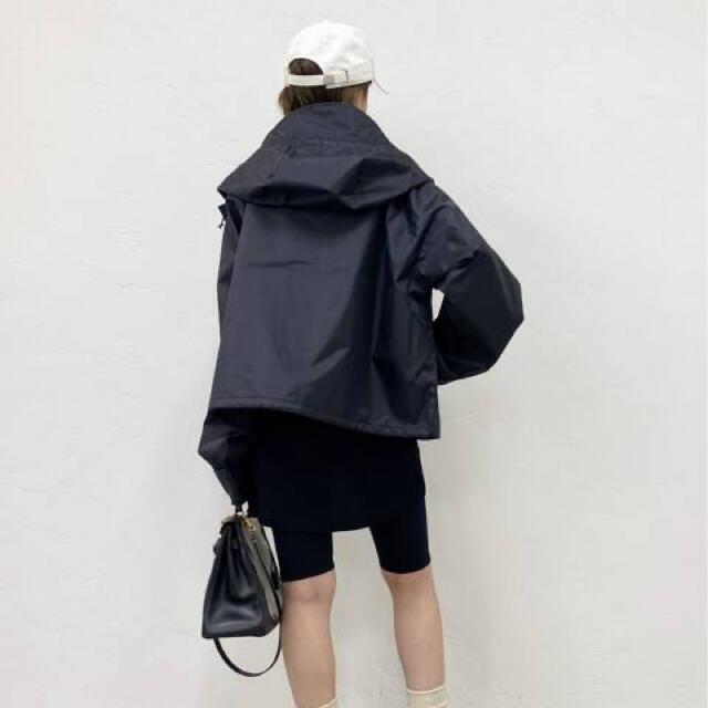 DEUXIEME CLASSE(ドゥーズィエムクラス)の【COLD BREAKER/コールドブレーカー】フィッシングジャケット◆ブラック レディースのジャケット/アウター(ブルゾン)の商品写真