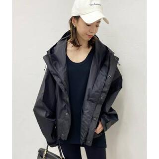 DEUXIEME CLASSE - 【COLD BREAKER/コールドブレーカー】フィッシングジャケット◆ブラック