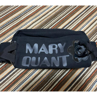 MARY QUANT - MARY QUANT ウエストバッグ ボディーバッグ