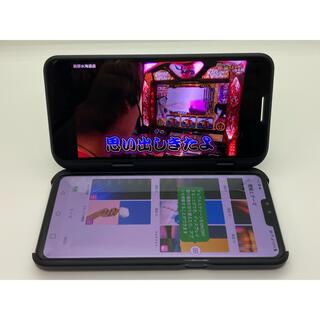 LG Electronics - (540) LG V50 ThinQ 128GB 5G ブラック SIMフリー