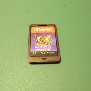 Nintendo Switch - モンスターハンターダブルクロス