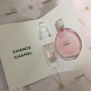 CHANEL - CHANEL 香水 チャンス サンプル