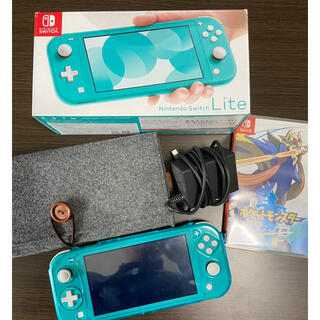 Nintendo Switch - NINTENDO SWITCH LITE セット売 ポケモン