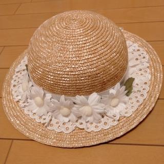 Shirley Temple - 売り切れました。シャーリーテンプル 帽子52cm