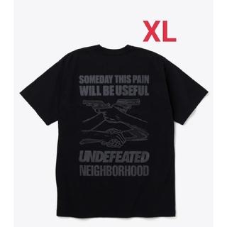 NEIGHBORHOOD - UNDEFEATED × NEIGHBORHOOD XL BLACK