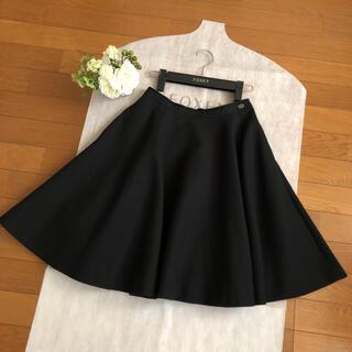 FOXEY - 美品♡FOXEY BOUTIQUE♡フレアマトラッセ♡スカート