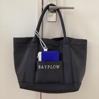 BAYFLOW - BAYFLOW トートバッグ