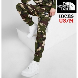 THE NORTH FACE - 【海外限定】【新作】TNF ジョガーパンツ メンズ 迷彩 Mサイズ