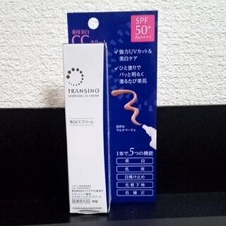第一三共ヘルスケア - トランシーノ薬用ホワイトニングCCクリーム 30g