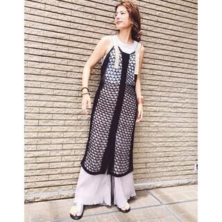 TODAYFUL - トゥデイフル Mesh Knit Dress