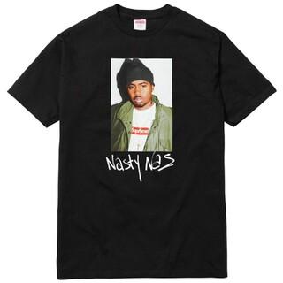 Supreme - Supreme ナズ Tシャツ 黒 Lサイズ