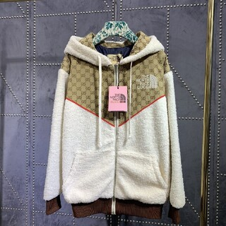 Gucci - The North Face x Gucci ファーコート