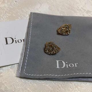 Christian Dior - dior イヤリング