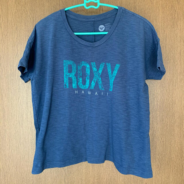 Roxy(ロキシー)のロキシー綿T ゆったり レディースのトップス(Tシャツ(半袖/袖なし))の商品写真