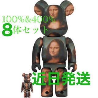 MEDICOM TOY - BE@RBRICK Mona Lisa 100% 400% モナリザ
