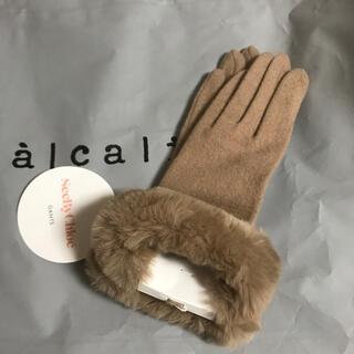 Chloe - クーポンで2700円になります。いかがですか?新品、未使用  手袋 アームカバー