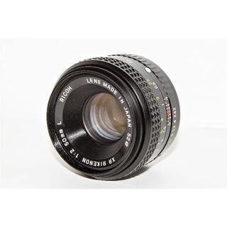 RICOH - RICOH XR RIKENON 50mm F2 L リコー Kマウント