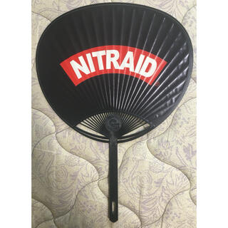 ナイトレイド(nitraid)のnitraid ナイトレイド  非売品うちわ(その他)