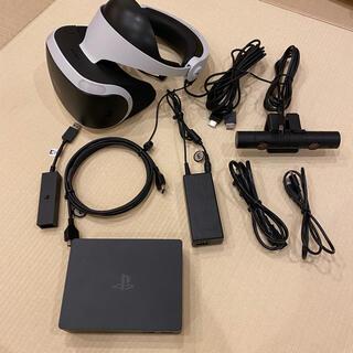 プレイステーションヴィーアール(PlayStation VR)のPlayStation VR カメラ同梱版 CUH-ZVR2 SONY(その他)