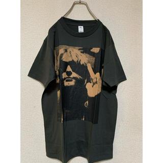 Supreme - Nirvana カートコバーン 中指 ロック バンド プリントTシャツ