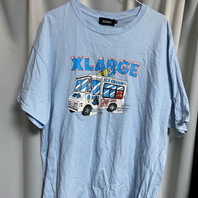 XLARGE(エクストララージ)のエクストララージ XLARGE 半袖 Tシャツ メンズのトップス(Tシャツ/カットソー(半袖/袖なし))の商品写真