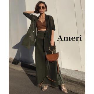Ameri VINTAGE - ameri♡united tokyo CLANE un3d リムアーク
