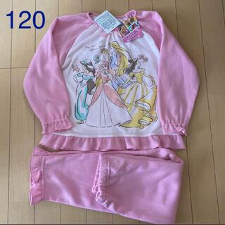 Disney - ディズニープリンセス パジャマ 120